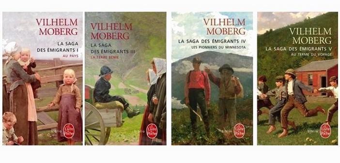 La Saga des émigrants, Vilhelm Moberg