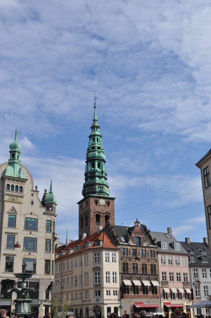 Christianborg, Copenhague