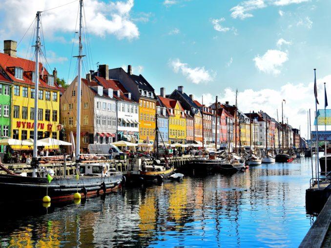 Nyhavn, Copenhague