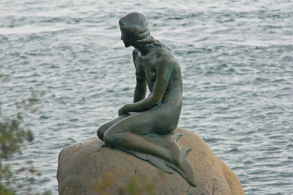 La Petite Sirène, Copenhague