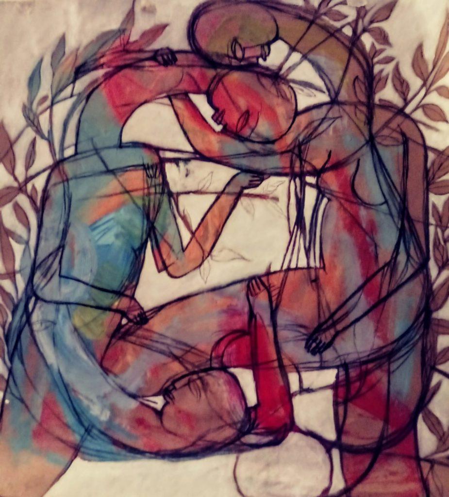 Œuvre d'art de Moho
