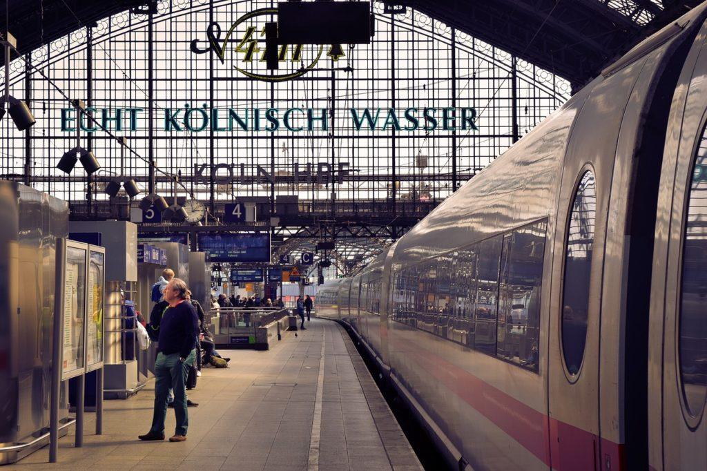 Gare de Cologne