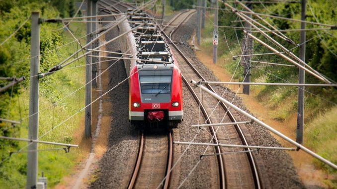 Train allemand