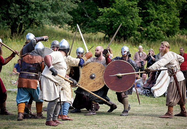 Birka, la ville viking