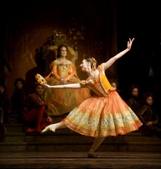 Elisa dans Don Quichotte