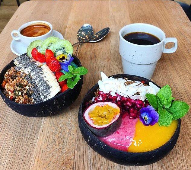 Bowls du restaurant vegan Mahalo