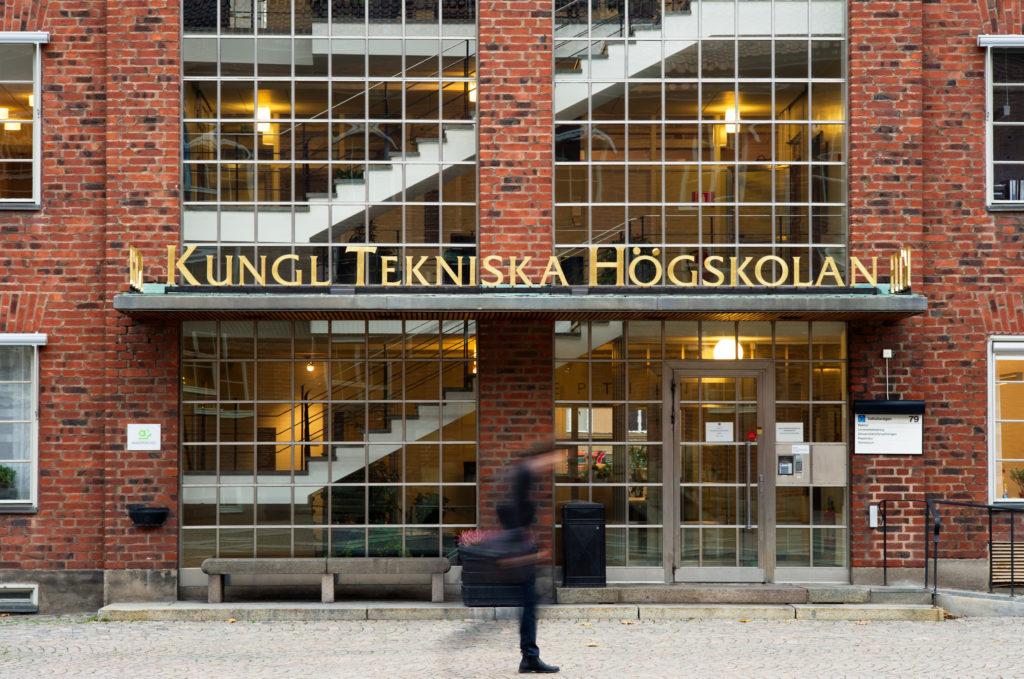 KTH, l'Institut Technique Royal
