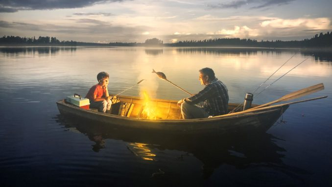 Fishing with Grandpa, 2018 © Erik Johansson