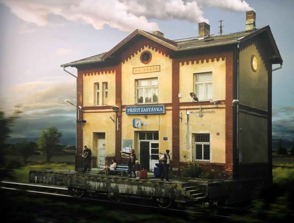 Next Station, 2019 © Erik Johansson