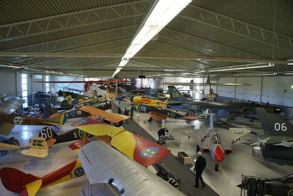 Flyggvapenmuseum, Linköping