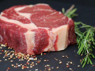 Morceau de viande de boeuf