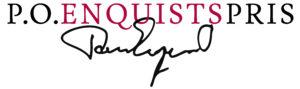 Logotyp P.O. Enquists pris