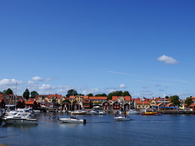 Port d'Öregrund