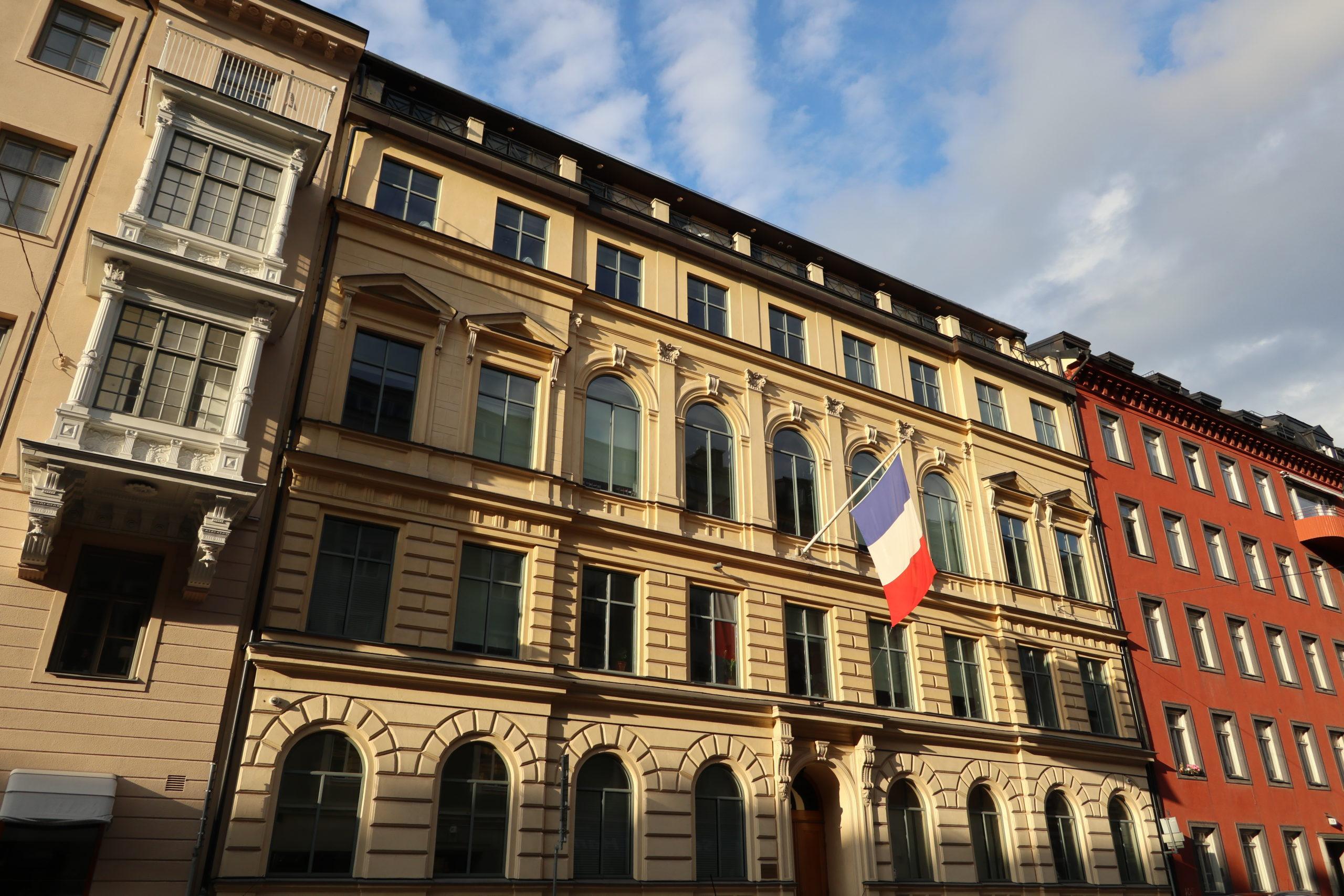 Ambassade de France à Stockholm