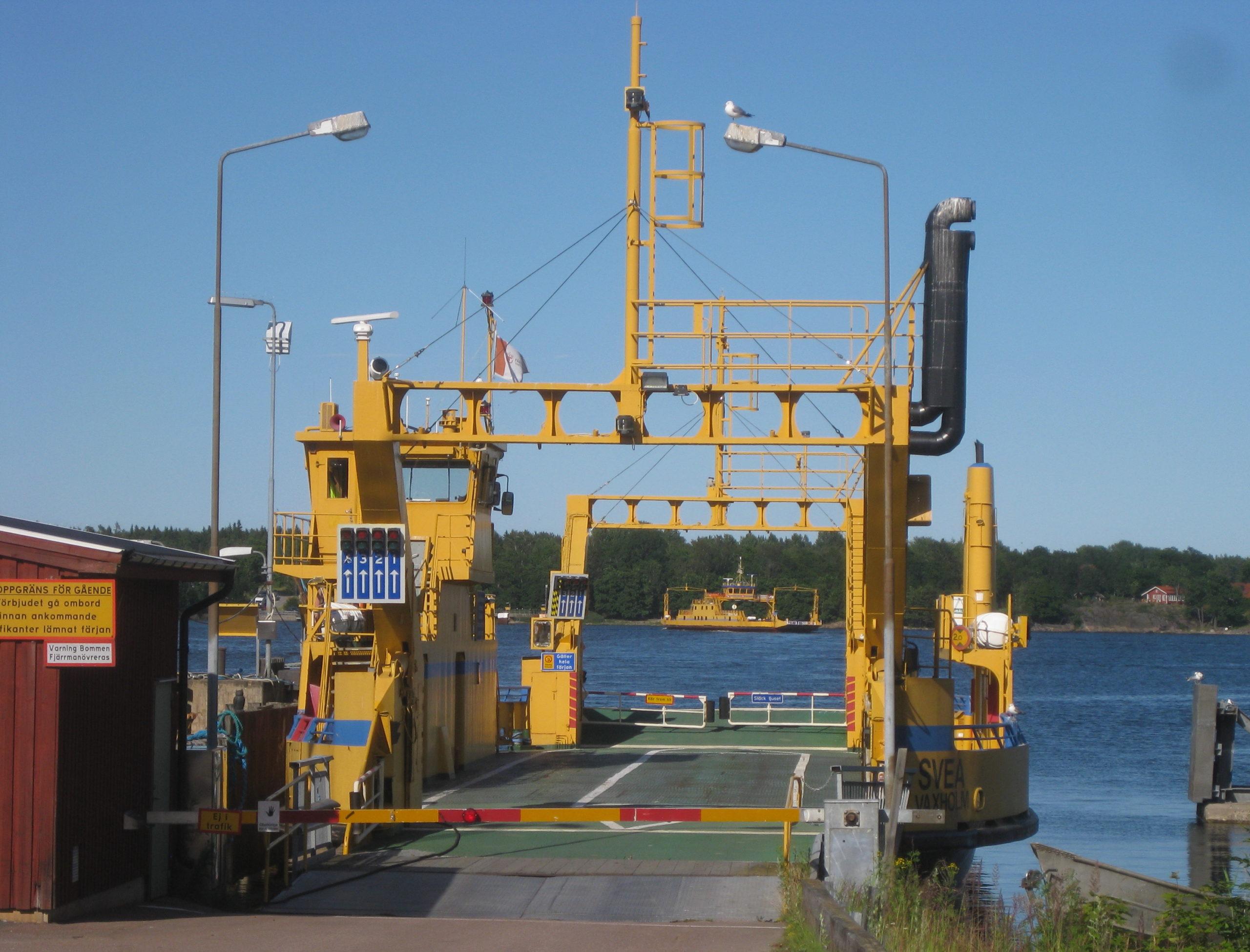 Ferry de Gräsö