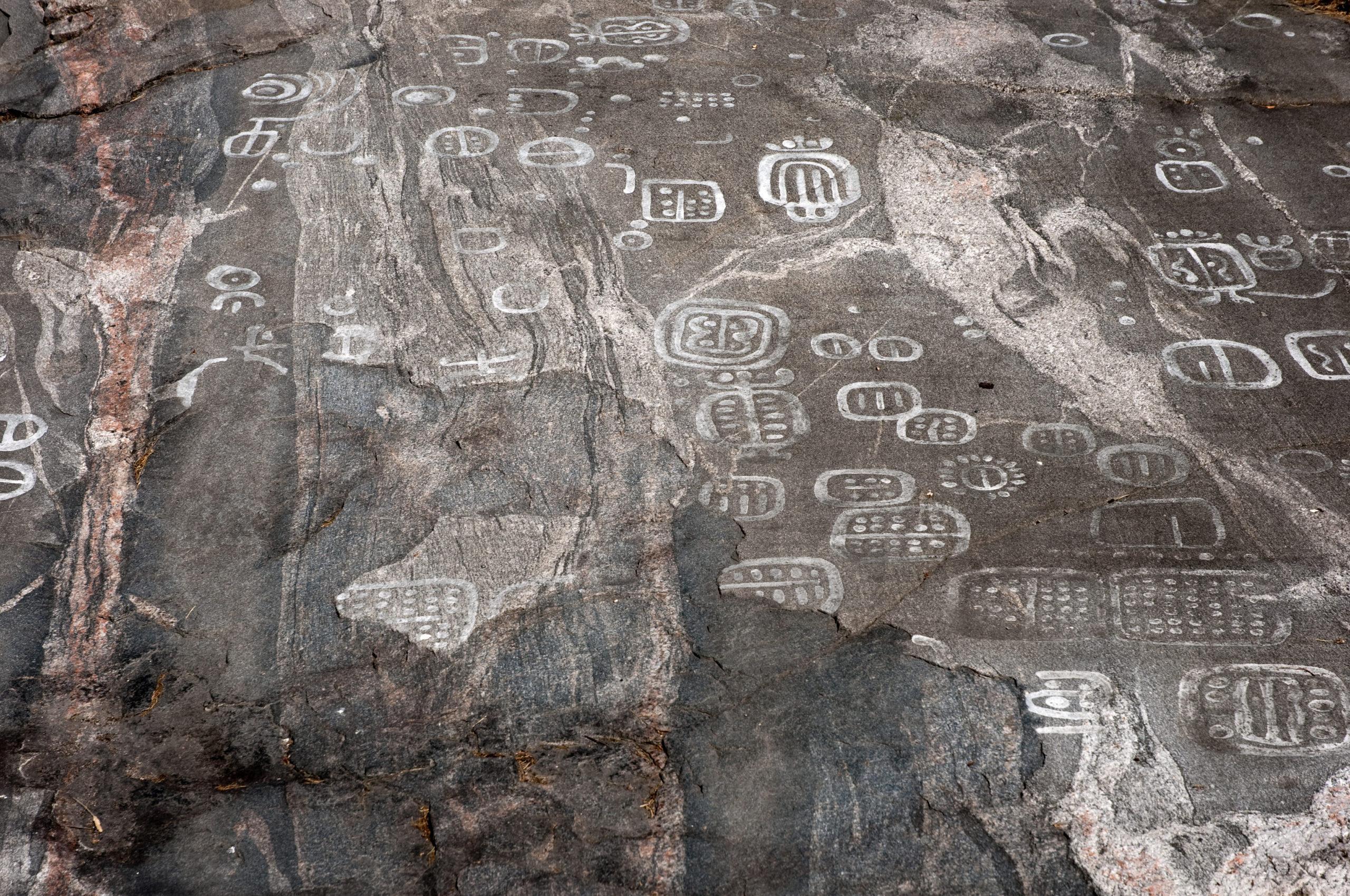 Gravures rupestres de Släbro