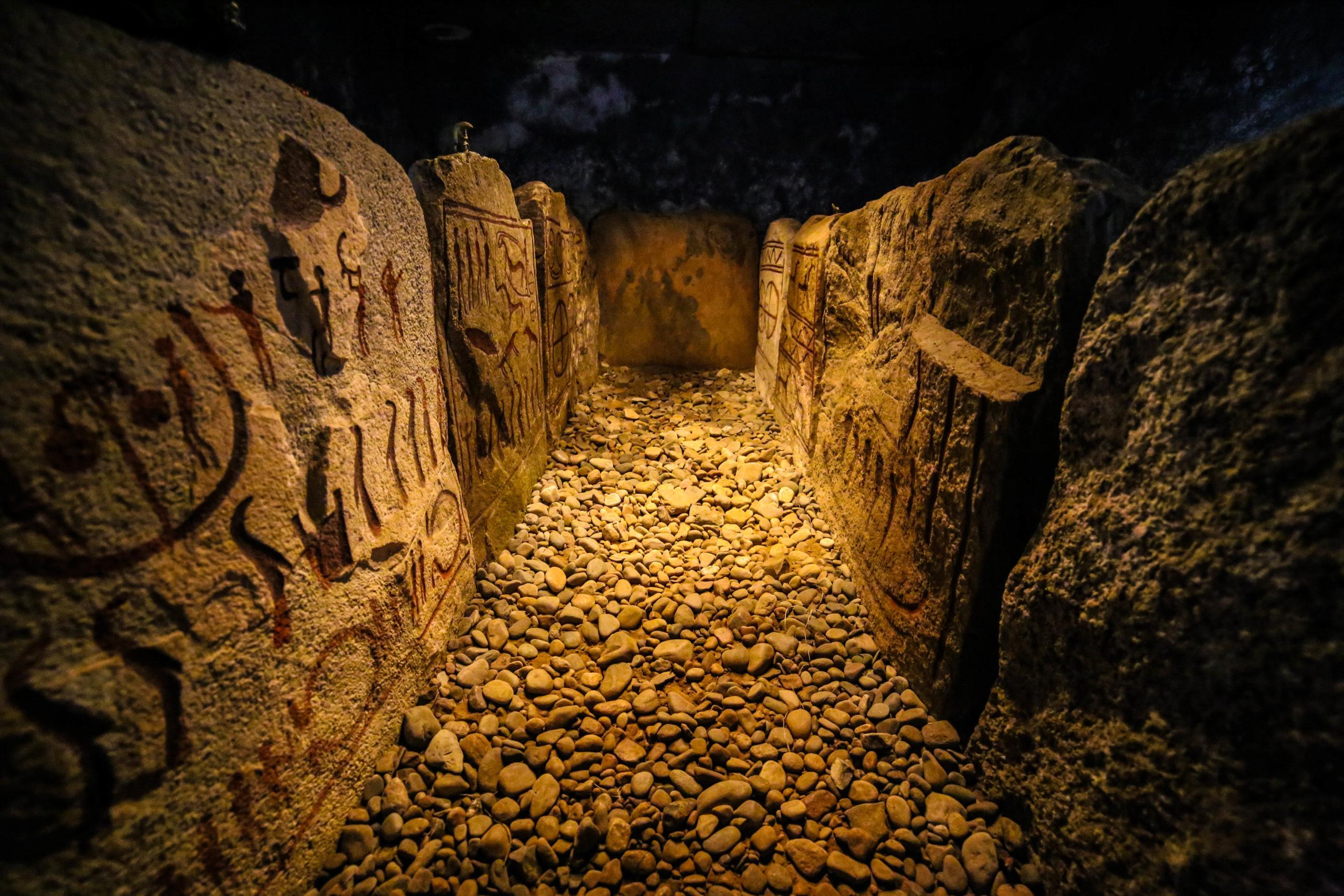 La tombe de Kivik