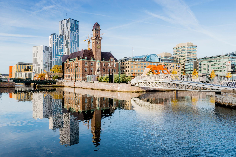 Skyline de Malmö