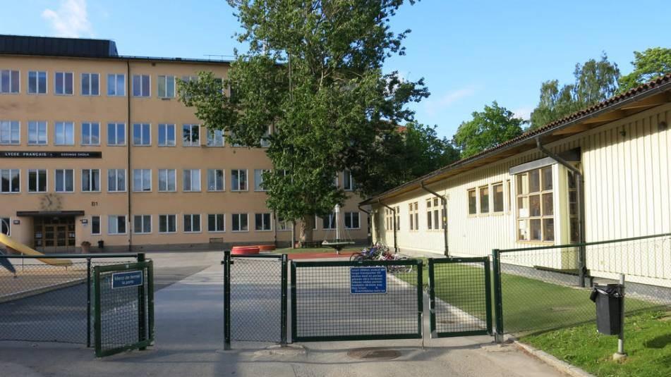 Lycée Français Saint Louis, Stockhom