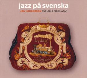 Jazz på svenska (pochette)
