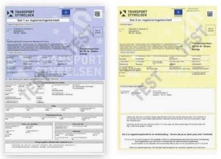 Registreringsbevis