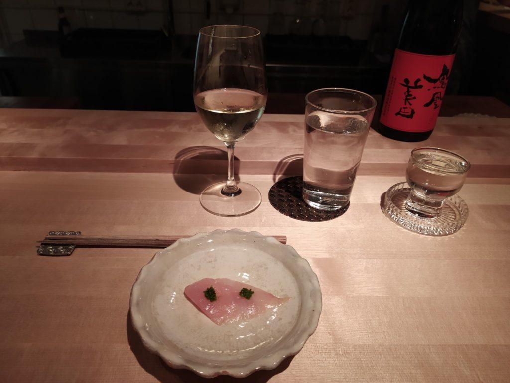 Sushi sho Omakase