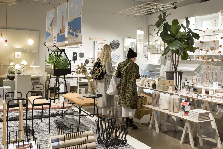 DesignTorget à Göteborg