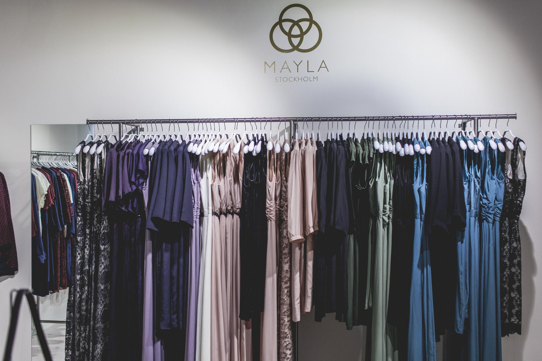 Boutique Mayla à Mood, Stockholm