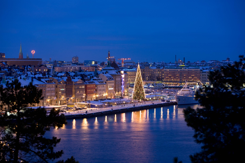 Noël à Stockholm