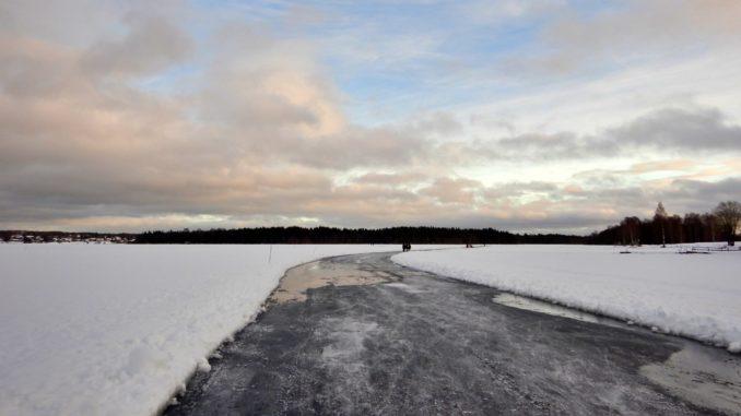 Piste de Saxviken