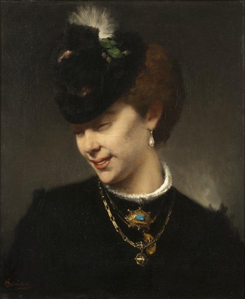 Une Parisienne, Hugo Salmson
