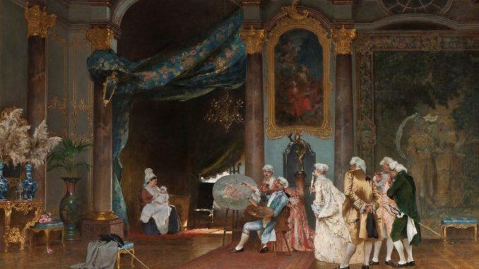 Une séance, Hugo Salmson