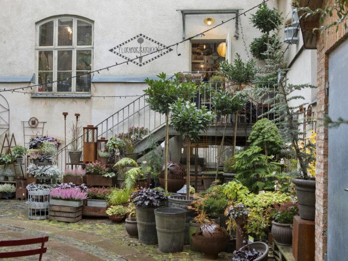 Fleuriste à Göteborg