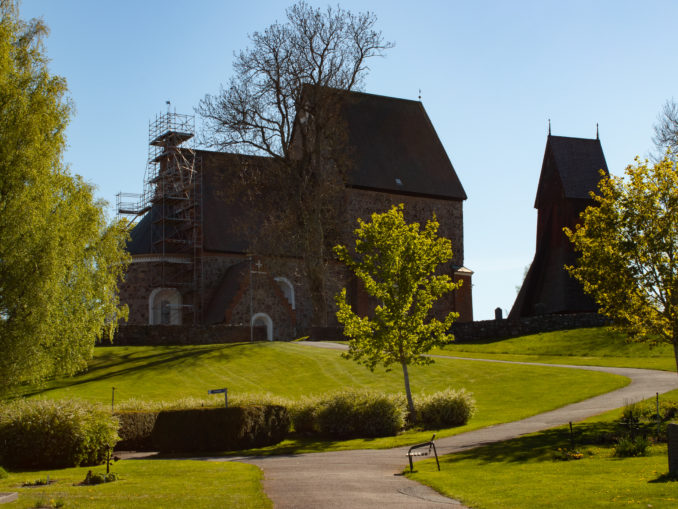 Gamala Uppsala kyrka