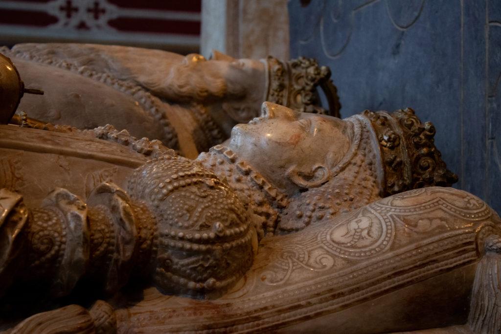 Tombe de Gustav vasa