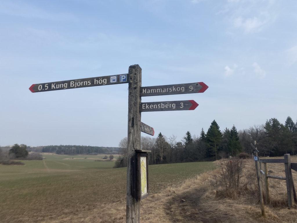 Direction Ekensberg