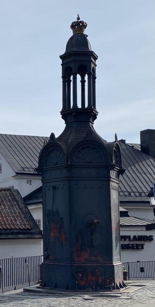 Fontaine d'Erik