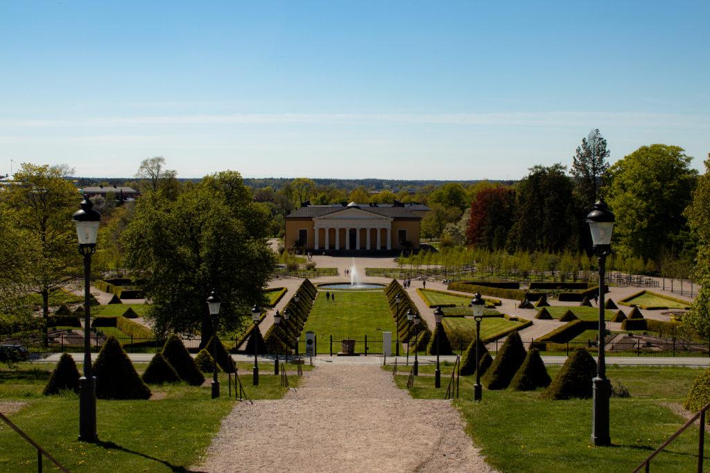 Uppsala Botaniska trädgården