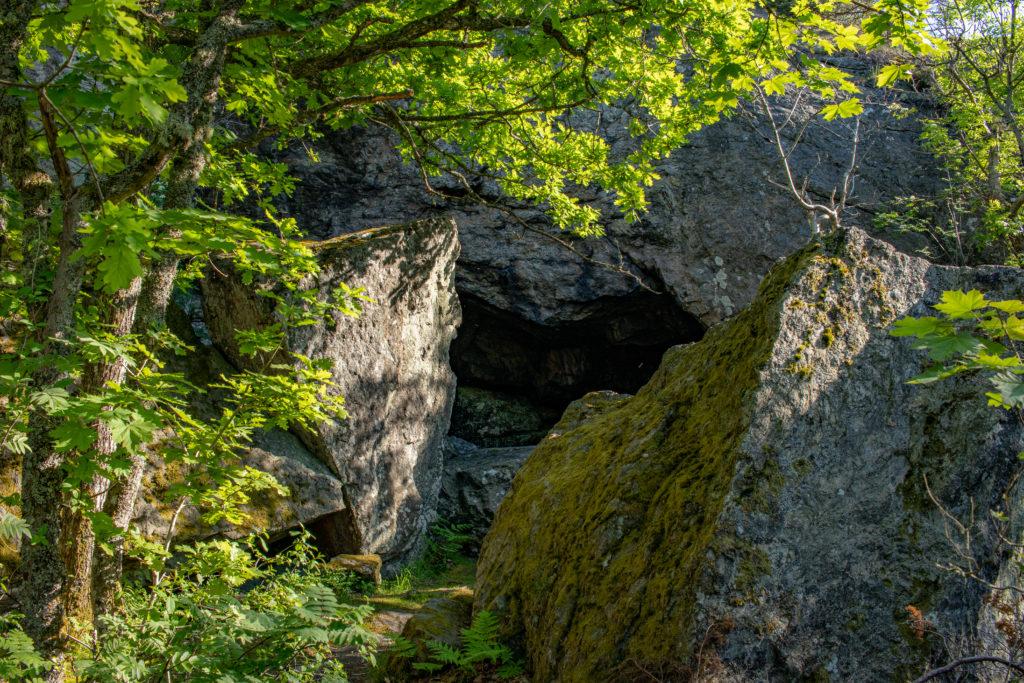 Caverne de Saint Erik