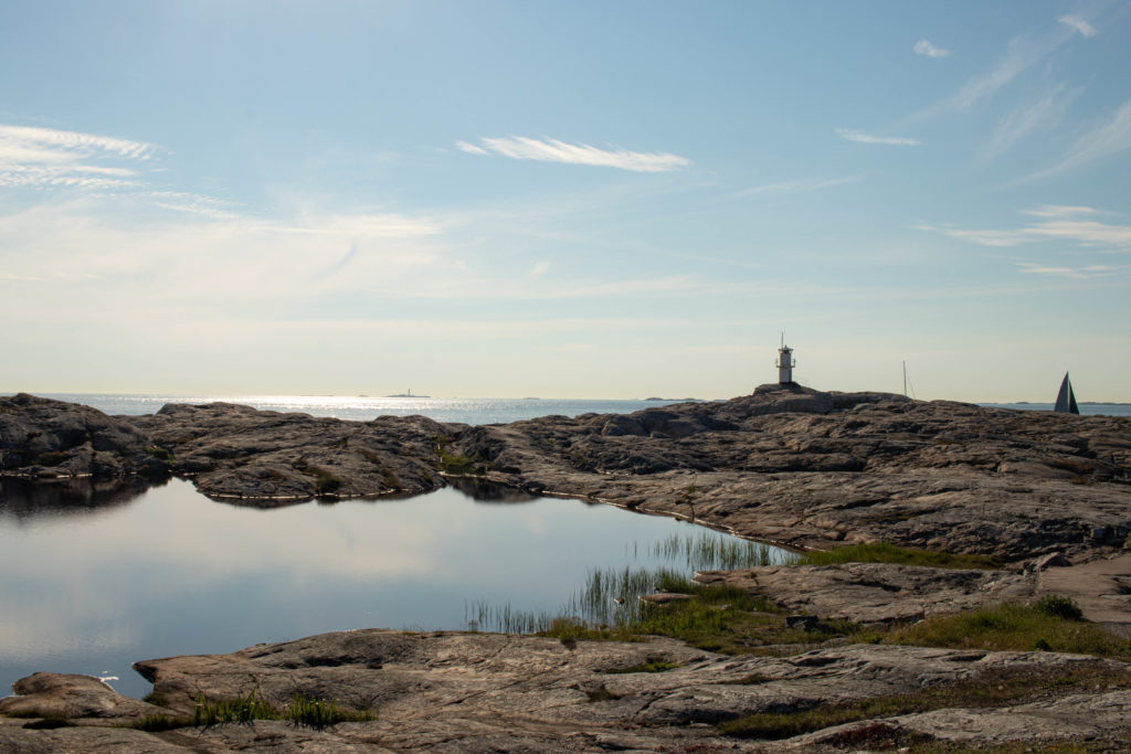 Le phare de Pater Noster