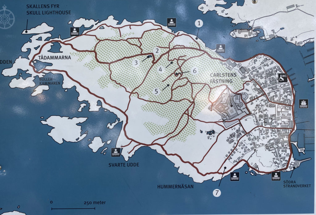 Marstrand map
