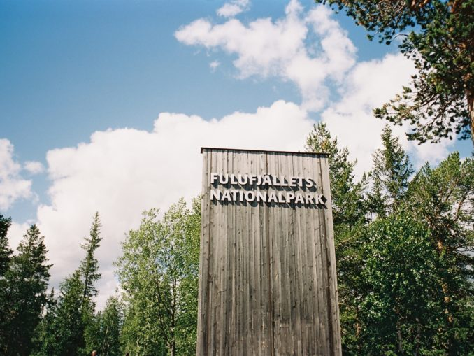 Fulufjällets National Park