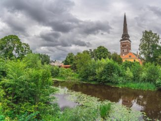 La cathédrale de Västerås