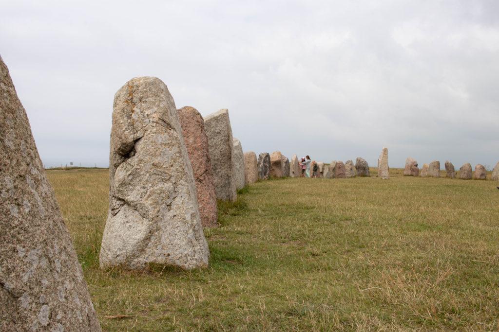 Ales stenar, history 1