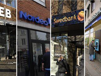 Banques suédoises